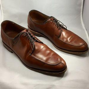 Allen Edmonds 9D LaSalle Leather Dress Shoes Brown